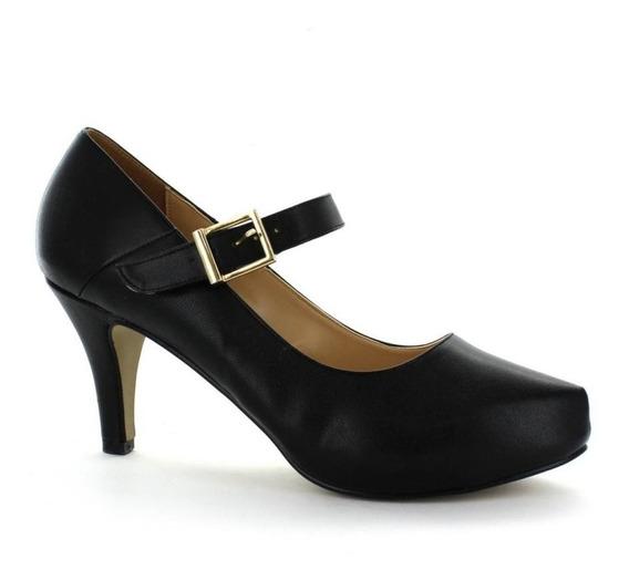 Zapatilla Para Mujer Rafael Ferrigno 1502-032739 Color Negro
