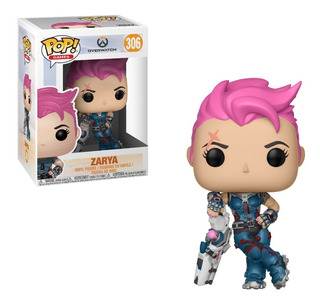 Funko Pop Games Zarya Overwatch 306