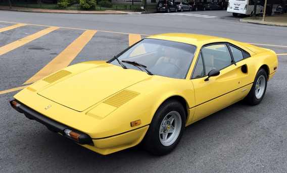 Ferrari 308 Gtb 1979 Malek Fara