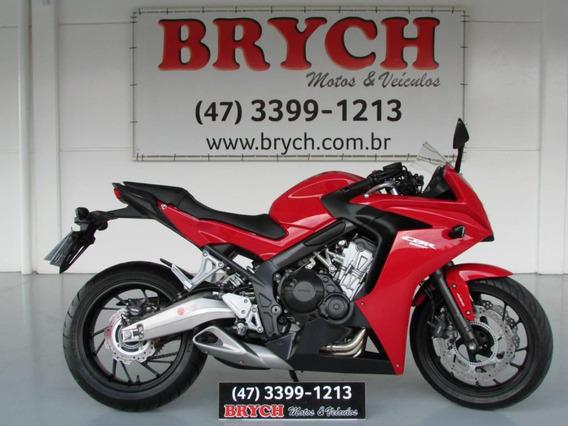 Honda Cbr Cbr 650 F Abs 2015 R$30.900,00.