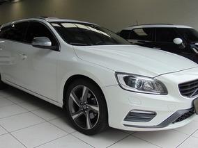 Volvo V60 2.0 T5 R Design Dynamic 16v Turbo Gasolina 4p 2014