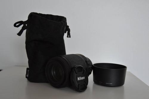 Lente Nikon 55-200mm F/4-5.6g Ed