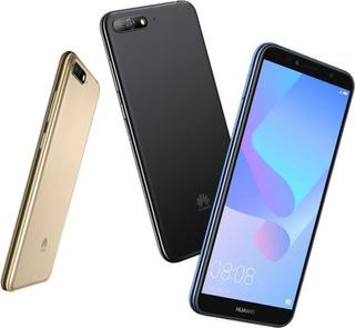 Celular Libre Huawei Y7 2018 6