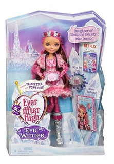 Ever After High Epic Winter Briar Beauty Doll!