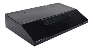 Campana extractora purificadora cocina Teka Easy TMX ac. inox. empotrable 800mm x 150mm x 500mm negra 110V
