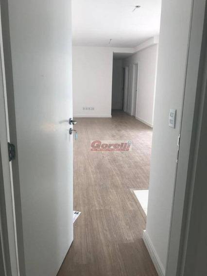 Apartamento Com 2 Dormitórios À Venda, 75 M² Por R$ 450.000 - Chácara São José - Arujá/sp - Ap0411