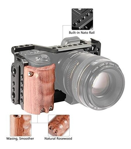 Smallrig Para Sony Alpha Ilce Digital Camara Sin