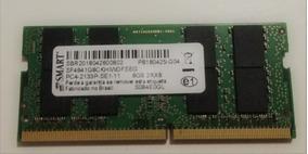 Memoria Ddr4 8gb 2133mhz Notebook Macbook Dell Frete Grátis