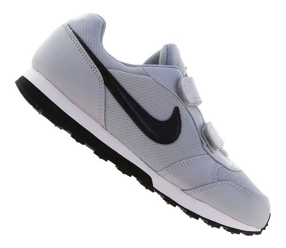 Tênis Nike Infantil Menino Md Runner Cinza- 807317-003