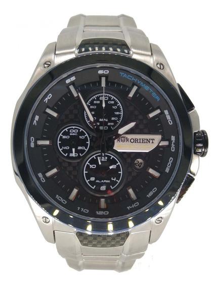 Relógio Orient Masculino Speedtech Cronógrafo