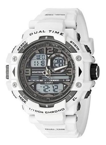 Reloj Para Caballero Armitron De Cuarzo Sport Men