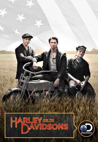 Série Harley Davidson Dublado Completa Dvd!!!