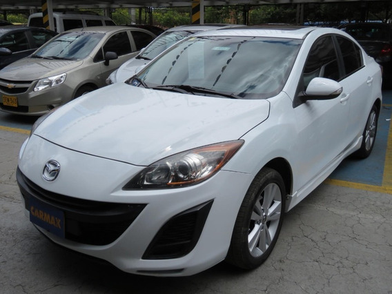 Mazda 3 2.0 All New At Financiable Hasta 100%