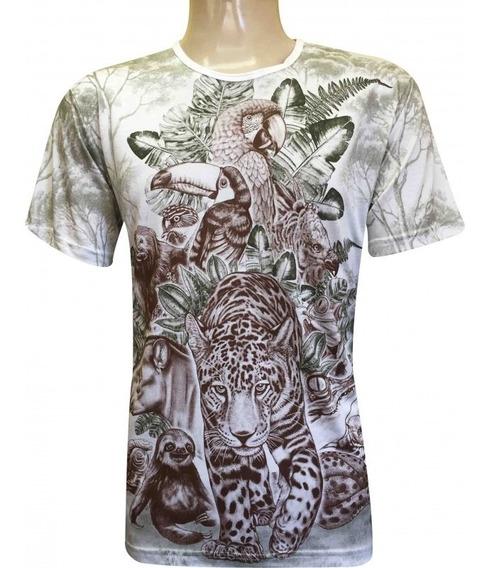 Kit Com 10 Camisetas Batas Blusas Indiana Malha Fria Viscose
