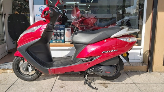 Honda Elite 125 2015 Supply Bikes