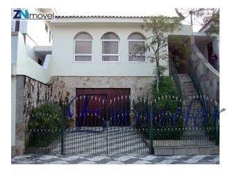 Casa Residencial À Venda, Horto Florestal, São Paulo - Ca0060. - Ca0060