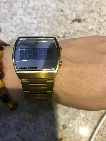 Relógio Feminino Digital Chilli Beans