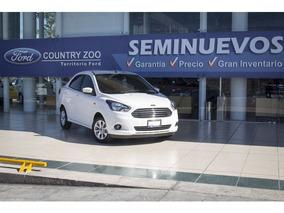 Ford Figo Titanium 2017 Seminuevos