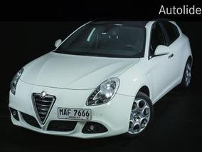 Alfa Romeo Giulietta Distintive 2014 Impecable!