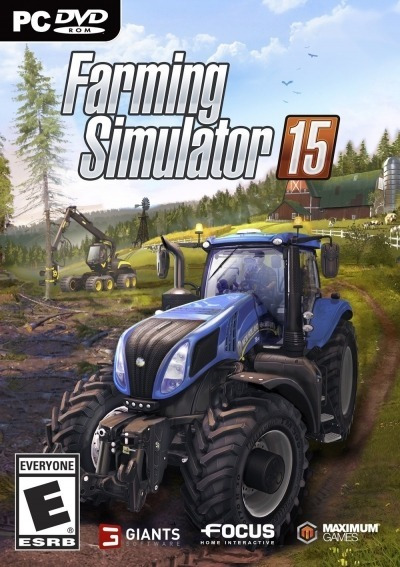 Farming Simulator 15 Gold Edition - Pc Completo