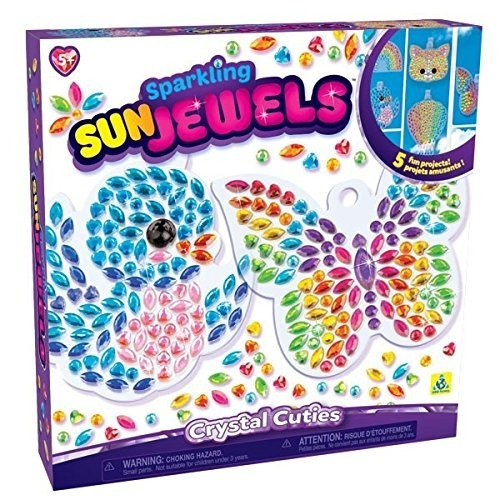 Orb Factory Sparkling Sun Jewels Crystal Cuties Kit
