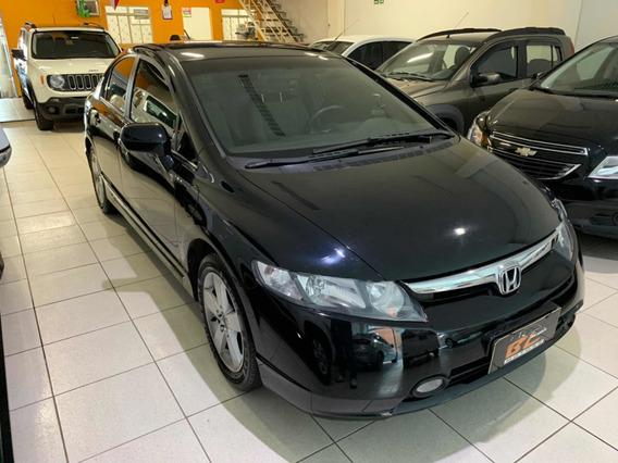 Honda Civic 1.8 Lxs Flex 4p 2008