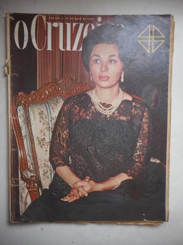 Imagem 1 de 9 de O Cruzeiro - Maio/1965 - Reza Pahlavi / Moda