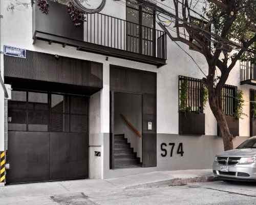 Se Vende Departamento Nuevo En Santa Maria La Ribera Modelo D-103