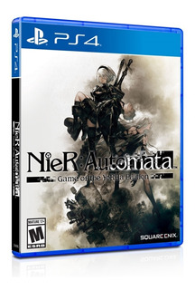 Nier Automata Game Of The Year Edition Ps4 Nuevo / Sellado