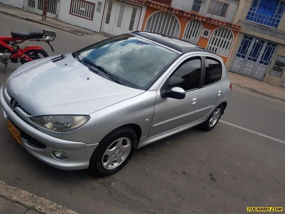 Peugeot 206 Xt Premium Full Equipo