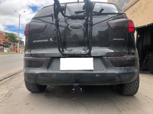 Barra De Tiro Para Remolques Sportage R Sobreruedas