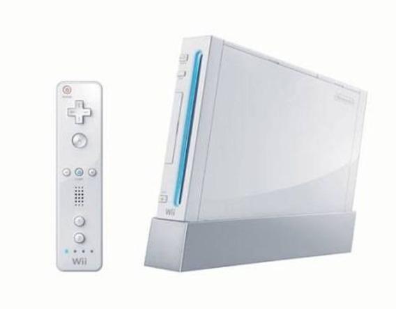 Console Nintendo Wii Pronto Para Jogar!!! Super Promoção