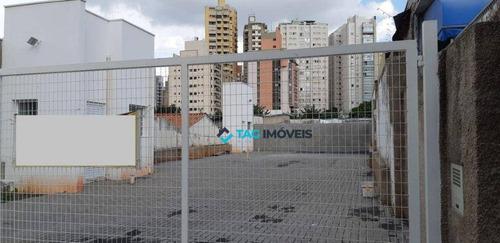 Imagem 1 de 4 de Terreno Para Alugar, 262 M² Por R$ 2.000/mês - Vila Itapura - Campinas/sp - Te0400