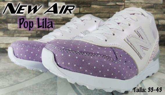 Tenis New Air Ref: Pop Lila