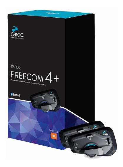 Intercomunicador Casco Cardo Scala Freecom 4 Duo