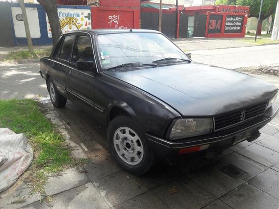 Peugeot 505 Srii