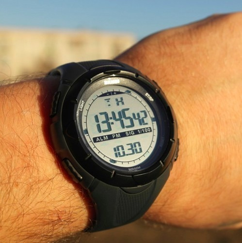 Relógios Masculinos Esportivos Digital Skmei Original