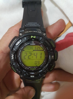 Reloj Casio Pathfinder Tough Solar