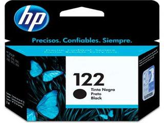 Cartucho Original Hp 122 Negro Ch561hl