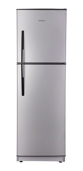 Heladera Con Extra Freezer 314 Lts Platino Patrick Hpk136p01