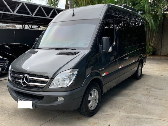 Sprinter 415 Cdi Ano 2014 (blindado)