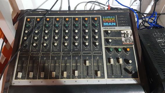 Mesa De Som Voxman Vmx-8020
