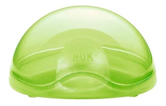 Protetor Para Chupeta Nuk Na Cor Verde