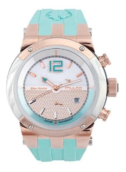 Relógio Mulco Blue Marine Glass Isa - Mw5-1621-413