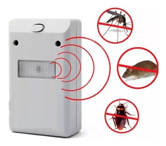 Repelente Riddex Aid De Tomada Rato Barata Formiga Aranha