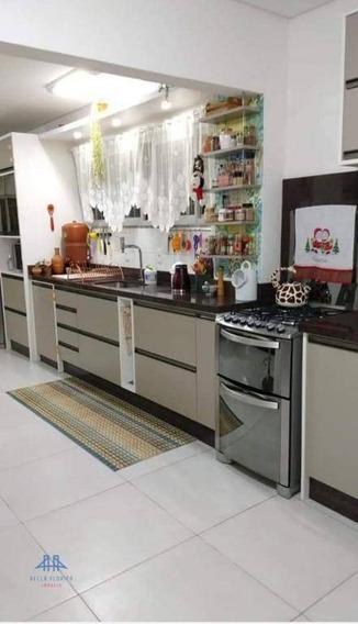 Casa Com 3 Dormitórios À Venda, 130 M² Por R$ 615.000,00 - Canasvieiras - Florianópolis/sc - Ca0698