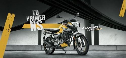 Bajaj Rouser 125cc Ns - Desc. Ctdo Motozuni San Justo