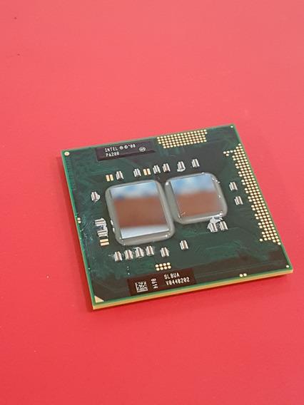 Processador Intel Pent. P6200 Pga 989 Perfeito Testado I3.