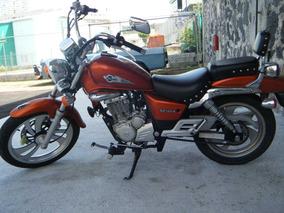 Motocicleta Tipo Choper Suzuki Gz150