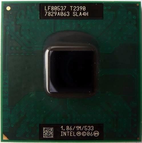 Processador Intel Dual Core T2390 1m 1.86ghz Sla4h